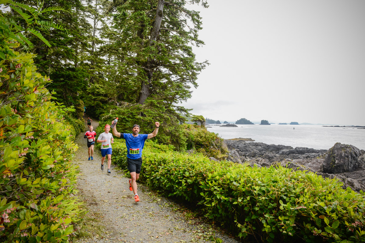 Edge to Edge Marathon Wild Pacific Trail