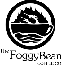 Foggy Bean Coffee Logo 200