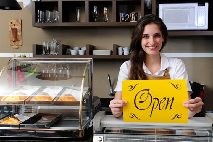 small business open web