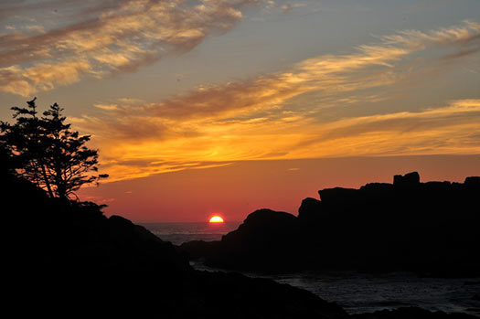 ucluelet-sunset