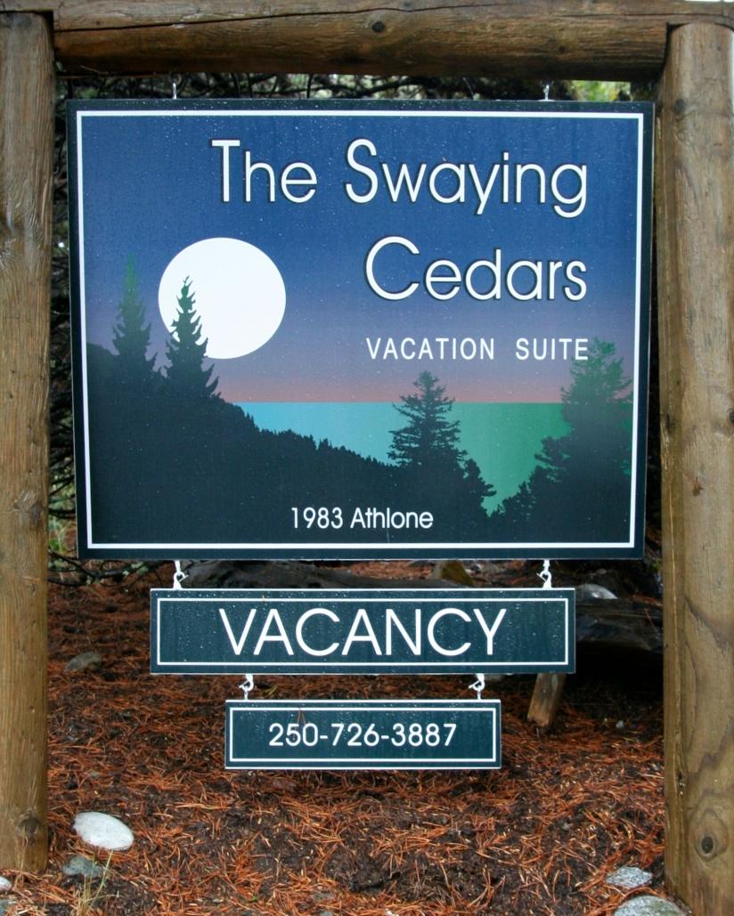Swaying Cedars Suite