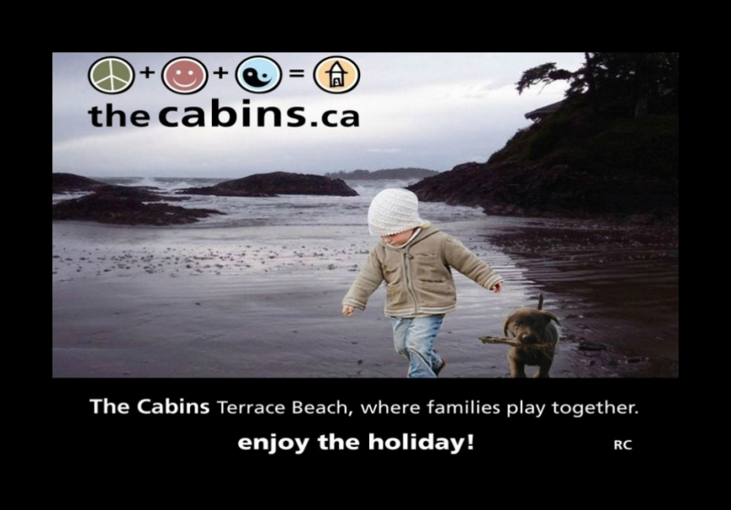 Cabins at Terrace Beach