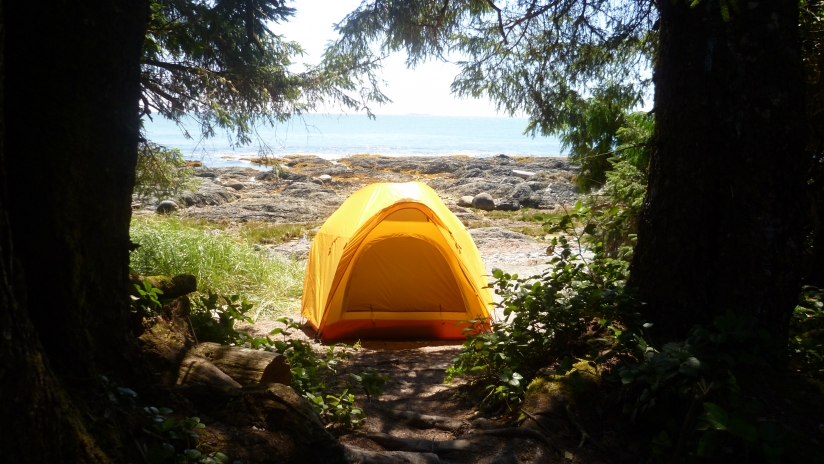 Mussel Beach Campground